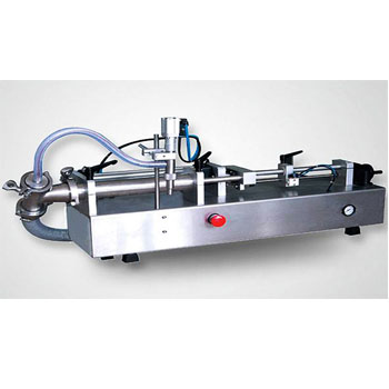 LD-G1WY single head liquid filling machine