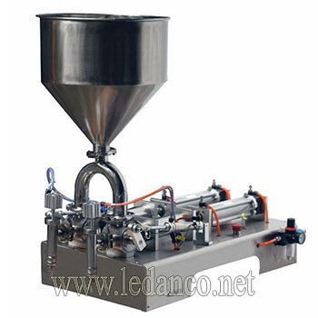 LD-G2WGD Double-head filling machine