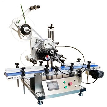 MP-03 table top labeling Machine