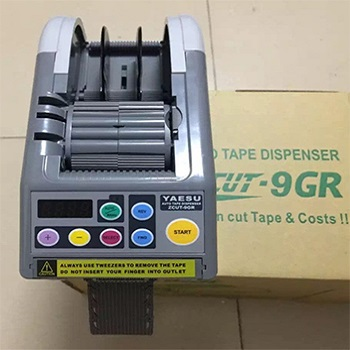 Yeasu ZCUT-9GR automatic glue tape cutting Machine